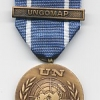 UNITED NATIONS MEDAL WITH CLASP UNGOMAP (WIDE CLASP)