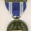 NATO MEDAL WITH CLASP: PAKISTAN