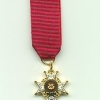 MINIATURE MEDALS FOR COLLECTORS