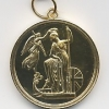 LARGE NAVAL GOLD MEDAL  1795-1815