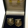 THE QUEEN'S DIAMOND JUBILEE 2012 CUFF LINKS