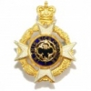 ROYAL ARMY CHAPLAINS DEPARTMENT - COLLAR BADGES