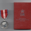 THE QUEEN'S DIAMOND JUBILEE MEDAL 2012. ORIGINAL ISSUE OFFICIAL MEDAL