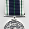 ROYAL NAVAL AUXILIARY LONG SERVICE MEDAL