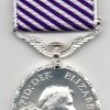 THE DISTINGUISHED FLYING MEDAL. GEO.VI. OR E.II.R. ISSUE.