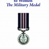 Honours and Awards to Women - The Military Medal