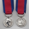 THE WATERLOO MEDAL 1815 FULL-SIZE REPLICA