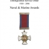 COMPANIONS OF THE DISTINGUISHED SERVICE ORDER ROYAL NAVY AND ROYAL MARINE AWARDS