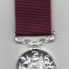 ARMY LONG SERVICE & GOOD CONDUCT MEDAL . VICTORIAN ISSUE - A SUPERB  REPLICA