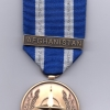 NATO MEDAL WITH CLASP: AFGHANISTAN