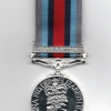 OPERATIONAL SERVICE MEDAL WITH CLASP: IRAQ &SYRIA